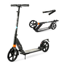 Wholesale Hot Cheap Kids Big 2 Wheel Foldable Scooter Adults Aluminum Kick Scooter