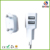 2017 Popular Universal Travel charger with Dual usb Charger for Ipad travel adapter usb port