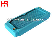 copper water cooling radiator for cpu and machine-240mm