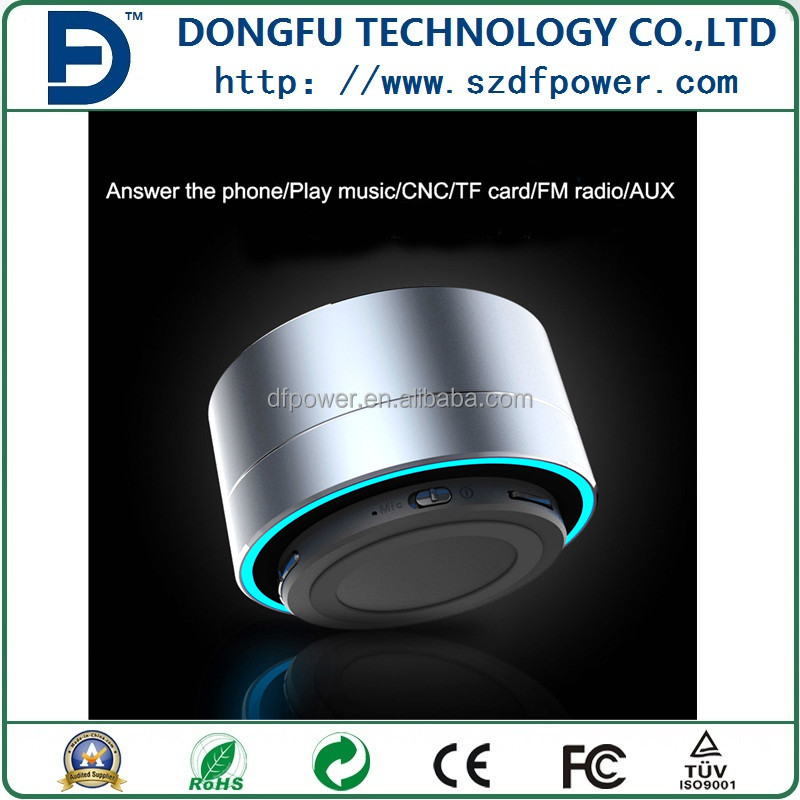 Factory direct sale Portable Wireless Mini Bluetooth Speaker
