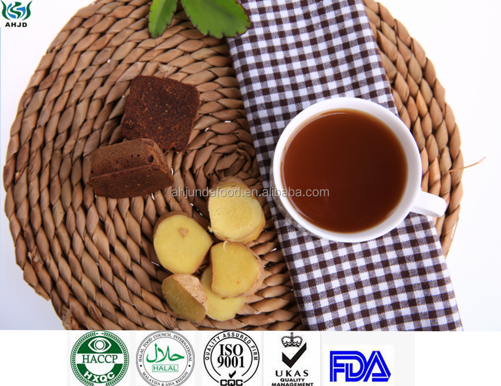 Pretty cheap chinese health drinks instant brown sugar ginger tea