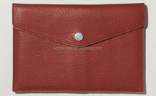 Luxurious soft synthetic leather envelope sleeve case for 7 inch tablet,leather laptop bag