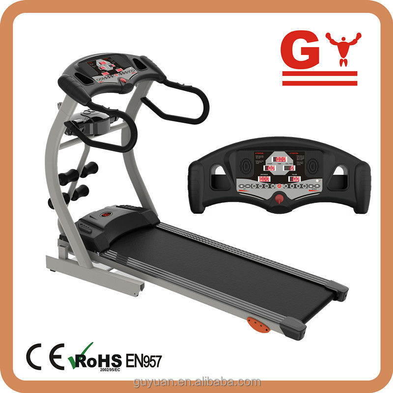 2016 GV-4302M motorized treadmill in high quality