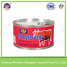 2014 hot selling eat healthy food canned corned beef food