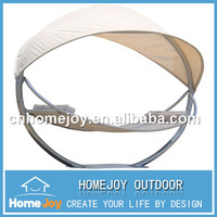 Factory price luxury round hammock with stand