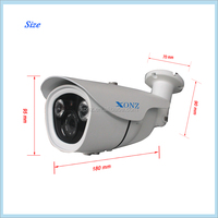 High Quality!! 2.0MP H.264 POE Real time Wifi ONVIF wireless outdoor cctv camera pen camera video surveillance