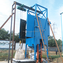 BY TCG1000 jumbo bag empty machine bag unloading machine for construction industry