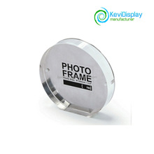 New style Acrylic Cube Photo Frames with different size