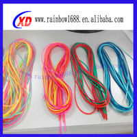 New design latex free tensile silicone string/MANUFATURE high quality silicone string/ tensile silicone string for promotional