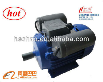 YL series single phase induction motor