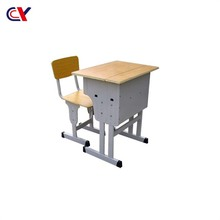 Luoyang supplier single desk chair used old school furniture for sale