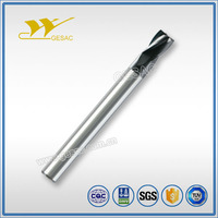 4 Flute Stub Length Square Endmill for Stainless Steel Milling