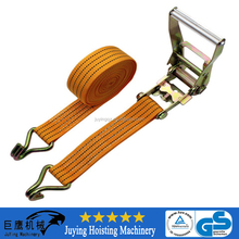 1000lbs working load strap ends cargo tie down strap ratchet tie with best price