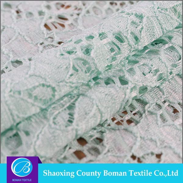 Ткани поставщика топ продаж мягкая сетка красителя кружево и кружевная ткань