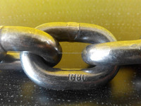 Specilization Manufacturer Industrial Steel Welded Chain