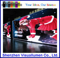 Visuallumen P5 Indoor fullcolor Stage Background LED Display screen board