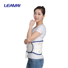Fatory Price leather brace support back belt for pain relief india