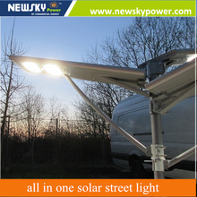 Industrial Application stand alone solar street light all in one led solar street lamp