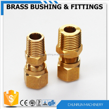 CR-508 male brass 12mm compression fittings