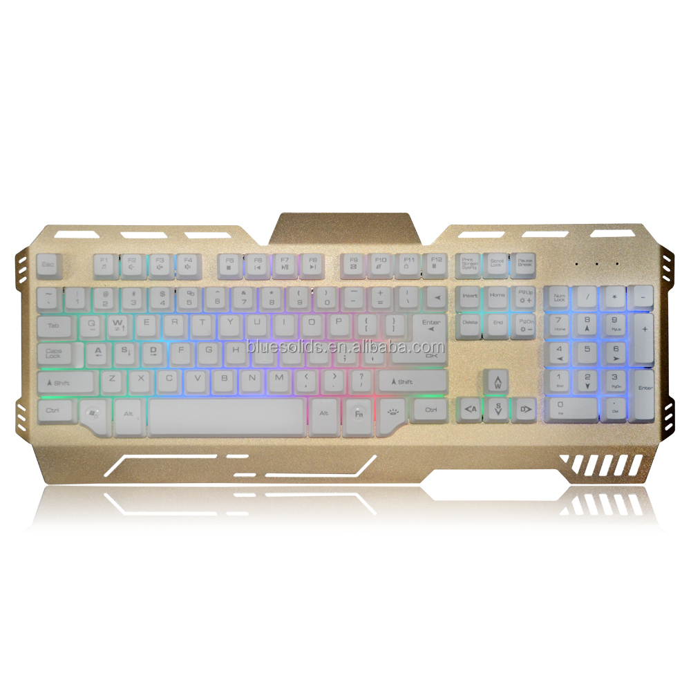 hot 100% Brand New Private Mold USB Wired custom multimedia aluminium keyboard any language available/ OEM keyboard manufacturer