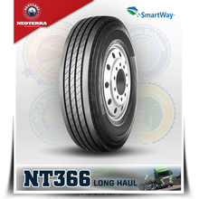 High level Neoterra Brand Radial Truck Tires, Heavy Duty Truck Tires 295/75r22.5
