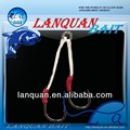 Lanquan hot wholesale assisted hook fishing lure LQTG1406