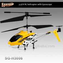 SG-H3006 3ch rc helicopter with A/B/C band and gyroscope flying stable
