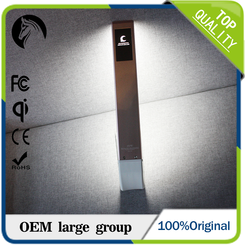 Custom logo led desk light factory With the Best Quality