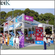 RK speaker truss with wings for lifting tower Aluminum Truss system