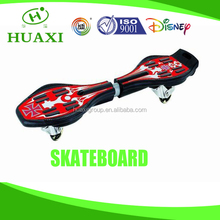double twister short skateboard