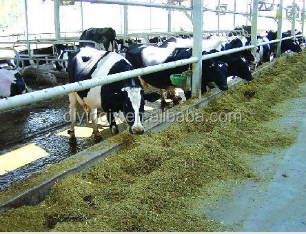 Electric TMR Goat Sialge Feed Mixer for sale