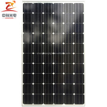 Hot sale big power 250W mono silicon solar recharge panel cell battery