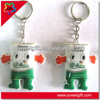 promotional inflatable pvc keychain gifts