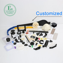 Electronic industry engineering spare parts PA1010 Casting Oil Nylon plastic injection molding product