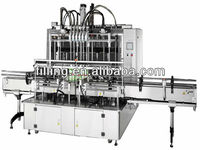 Four Nozzles Automatic Liquid Glue Filling Machine ZHTW-8P(With Lobe Pump)