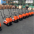 China Vibrating Plate Compactor supplier with wheel