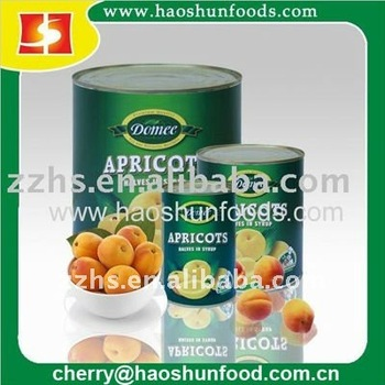 Canned Apricot Half with Competitive Price
