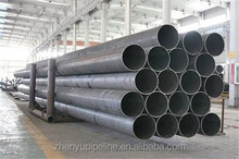Trade Assurance ms sch40 erw steel pipe for building material