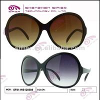 Fashion High Quality Plastic Sunglasses Acrylic