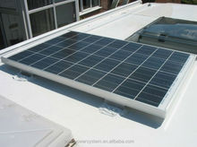 3000w Complete with battery and brackets solar electricity generating system for home