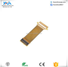 Supplier 1.27mm ribbon flat cable 6 8 10 12 14 16 20 24 26 30 34 40 50 60 64 pin