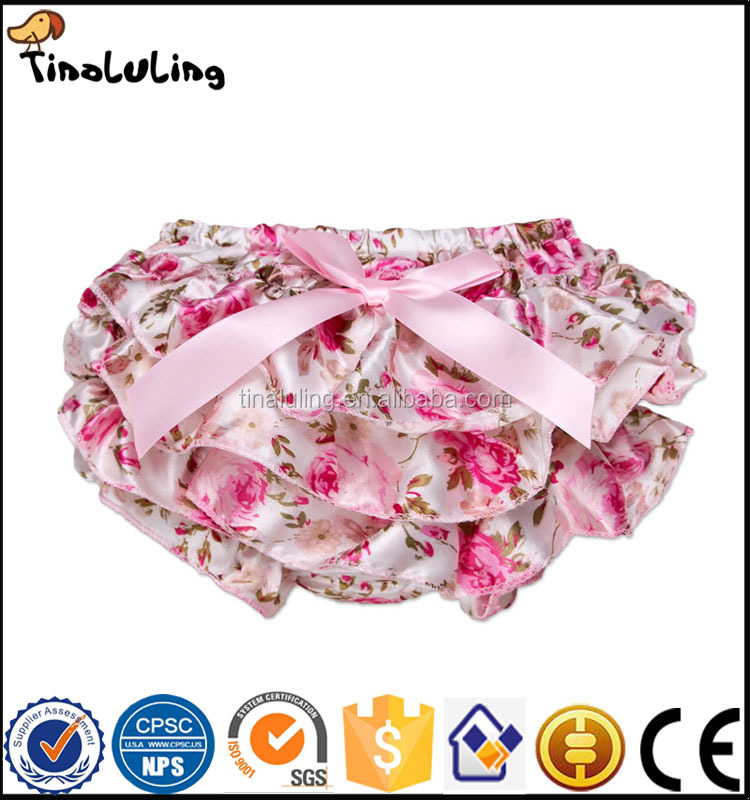 Latest products OEM quality brown baby bloomers from <strong>manufacturer</strong>