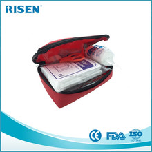 2017 health care camping car first aid kit bags for fire accident