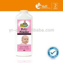 Talc Free Colored Baby Powder 400g