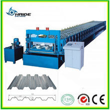 floor deck tile making decking floor forming machine
