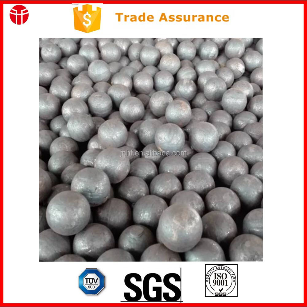 hot sales 50mm rolling forged steel ball for ball mill