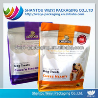 sale New products kraft dog food bag stand up pet food packaging bag dog treat packaging bag