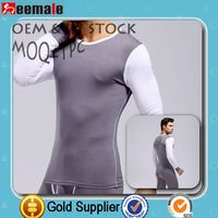 2014 Hot Sale Sexy Heated Thermal Underwear Men Long Sleeve Breathable Long Johns SM27-1