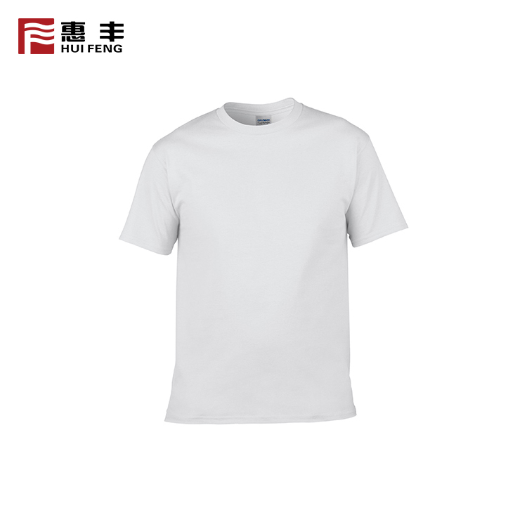 One color 100 cotton blank t shirts custom printing for <strong>men</strong>