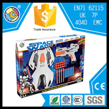 Fashion space shield shooting game safe new products sword shield toy